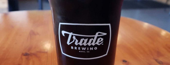 Trade Brewing is one of CA Northern Breweries.