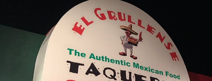 El Grullense Taqueria is one of Orte, die Tyler gefallen.