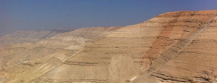 Wadi Mujib Dam is one of Posti che sono piaciuti a Dirk.