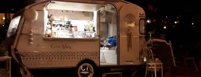 Coco Van by Coffee Corner is one of Prag.