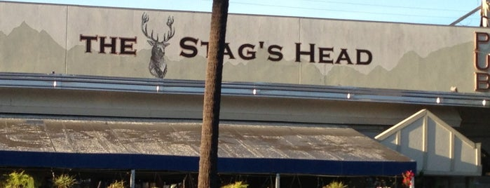 Stag's Head is one of Best Nearby.