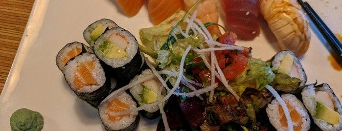 Arata Sushi is one of Berlin Food.