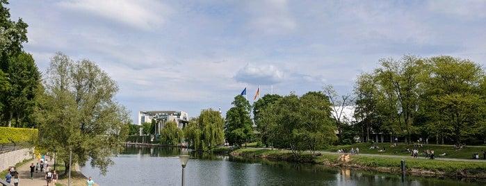 Kanzlerpark is one of Next trip.