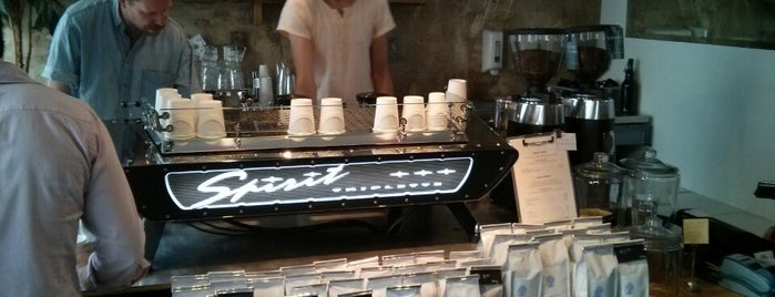 Bonanza Coffee is one of Liked.