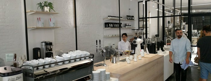 The Visit Coffee Roastery is one of must-visit cafés in berlin.