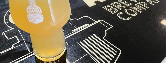Atco Brewing Company is one of New Jersey Breweries.