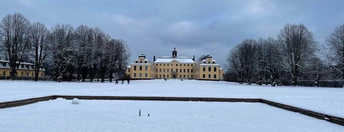 Ulriksdals Slottsträdgård is one of Stockholm Life.