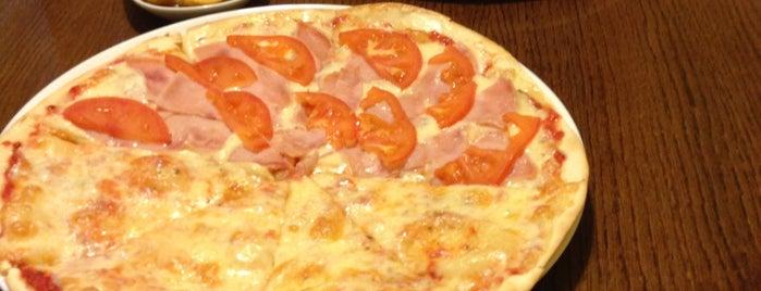 Pizza 2 Dom is one of Москва: Есть.