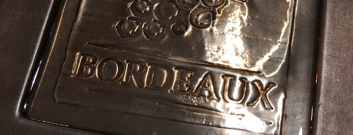 Bordeaux Restaurant is one of Lugares favoritos de Beatriz.