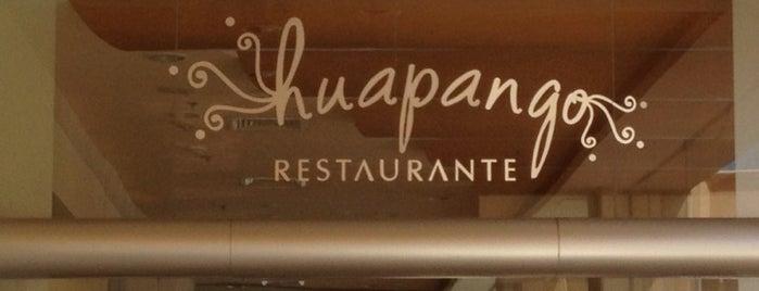 Huapango Restaurante is one of Posti che sono piaciuti a Karen M..