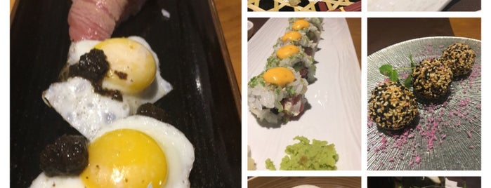 Tsukiji Sushi Bar is one of Lugares favoritos de Barbara.