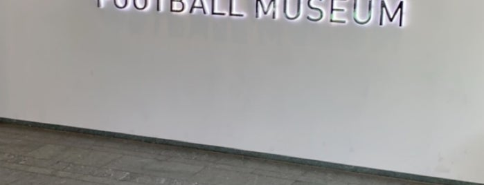 FIFA World Football Museum is one of Daieem : понравившиеся места.