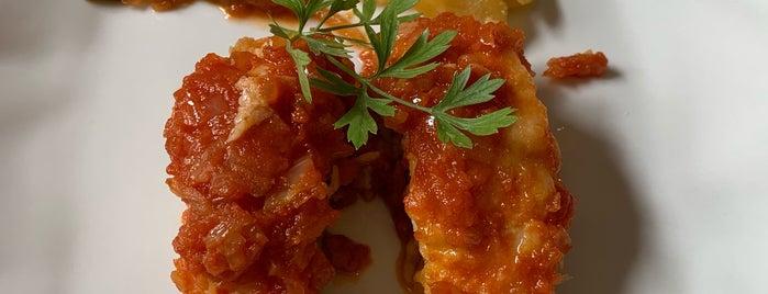 Meson Castellano is one of Gastronomia.