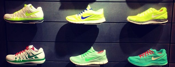 Nike Store is one of Fransa - Paris 🗼.
