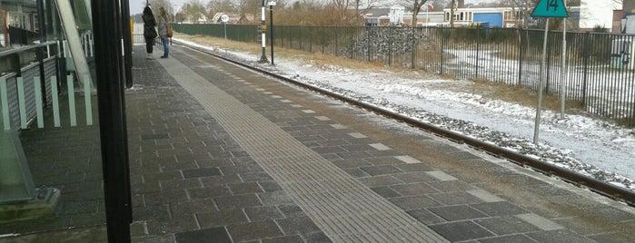 Station Buitenpost is one of Friesland & Overijssel.