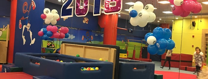 My Gym is one of Locais curtidos por Heba.
