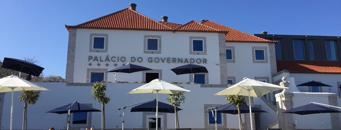 Hotel Palácio do Governador is one of NAU Hotels & Resorts.