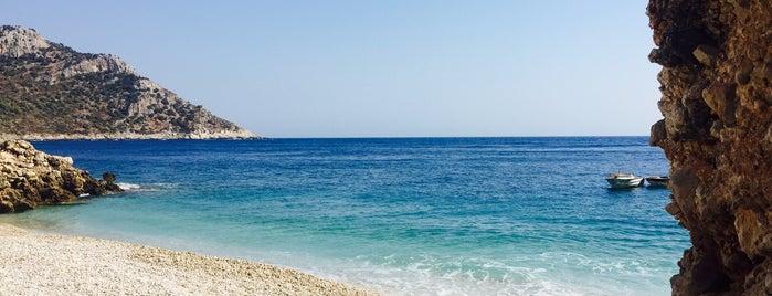 yedi burunlar is one of Fethiye koylar&beachler 🧜🏼♀️.