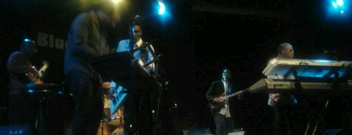 Blue Note is one of arte e spettacolo a milano.