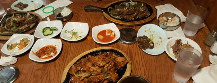 Cozy Korean Restaurant is one of Rockin the suburbs.