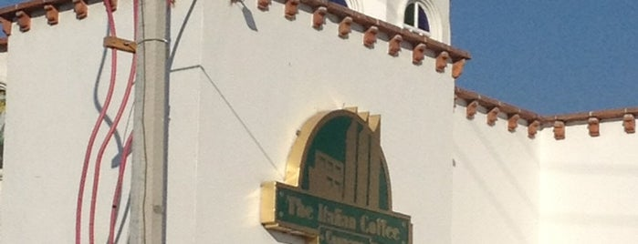 The Italian Coffee Company is one of สถานที่ที่ Luiz ถูกใจ.