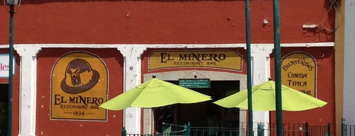 Restaurant El Minero is one of Dalithさんのお気に入りスポット.