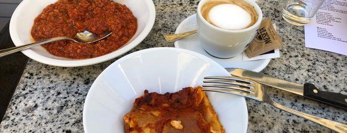 La cucina del Ghianda is one of Florence.