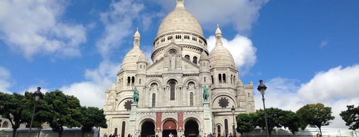 Basilique du Sacré-Cœur is one of Viagem 2014.