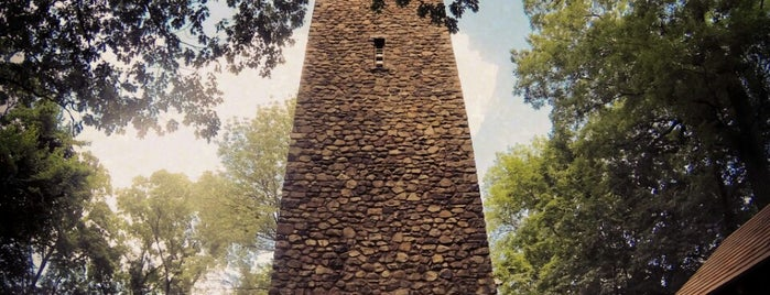 Bowman's Hill Tower is one of Pennsylvania.