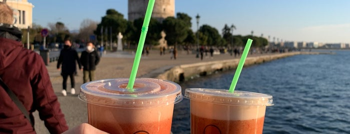 JOIN juice bars is one of non-smoking places in Thessaloniki!.