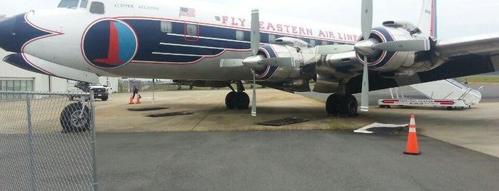 Carolinas Aviation Museum is one of North Carolina.