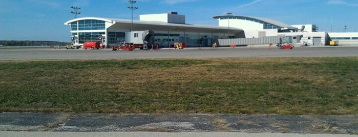 Quad City International Airport (MLI) is one of Atlantic Southeast Airlines Career.