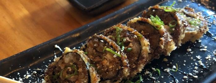 Toro Sushi is one of Bella: сохраненные места.