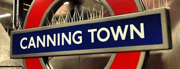 Canning Town London Underground and DLR Station is one of Paul'un Beğendiği Mekanlar.