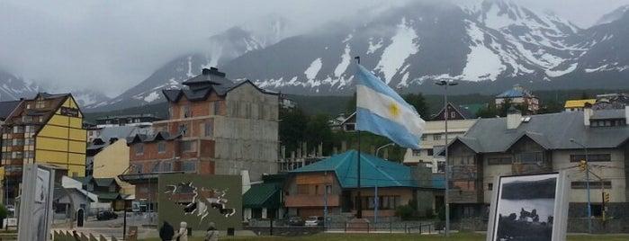 Plaza Isla Malvinas is one of Patagonia (AR).