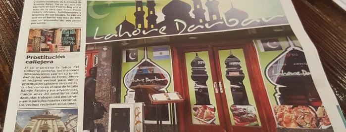 Lahore Darbar is one of Lieux sauvegardés par Soledad.