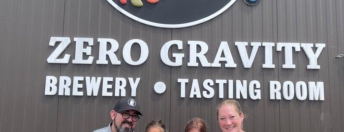 Zero Gravity Brewery is one of Orte, die IS gefallen.