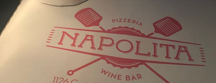 Napolita Pizzeria & Wine Bar is one of Eddieさんのお気に入りスポット.