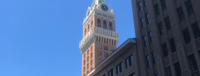 Downtown Oakland is one of Cities & Towns & Downtowns.