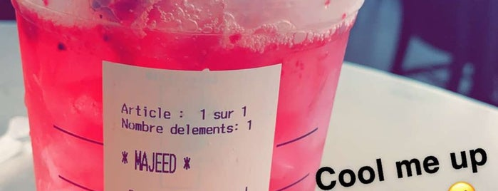 Starbucks is one of Montreal Coffices.