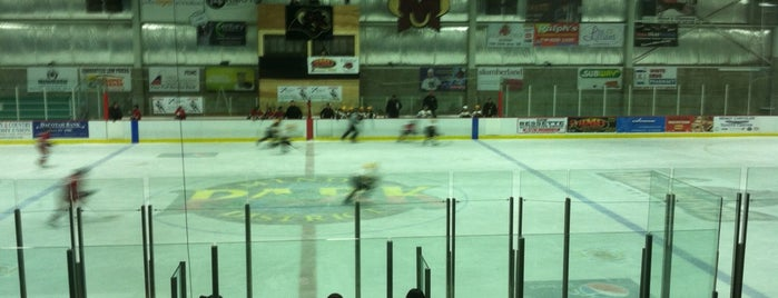 Maysa Arena is one of Minot, ND.