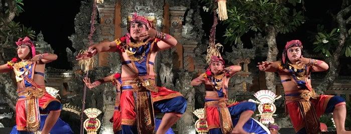 Saraswati Temple Ubud is one of Bali.