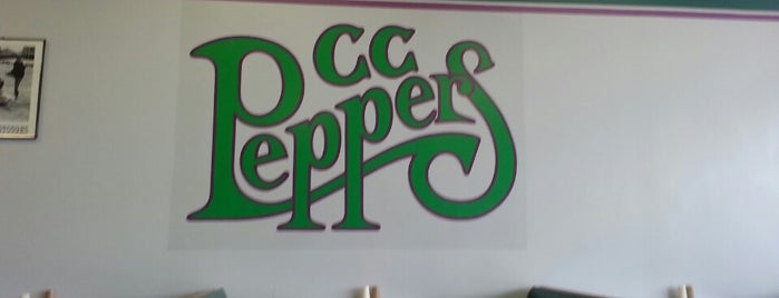CC Peppers is one of Best Local Restaurants.