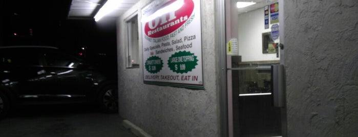 Original Italian Pizza Kettle Street is one of Best Local Restaurants.