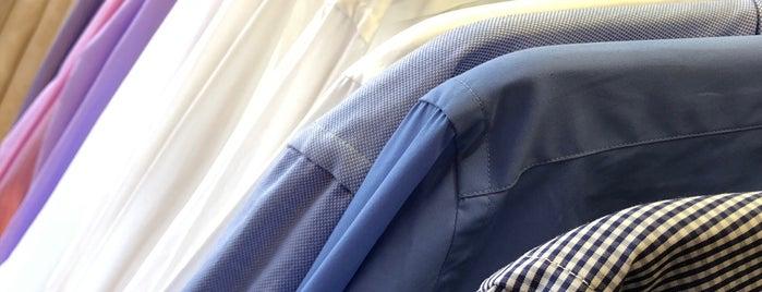 Mezoura - Tailored Menswear is one of Kyriaki 님이 좋아한 장소.