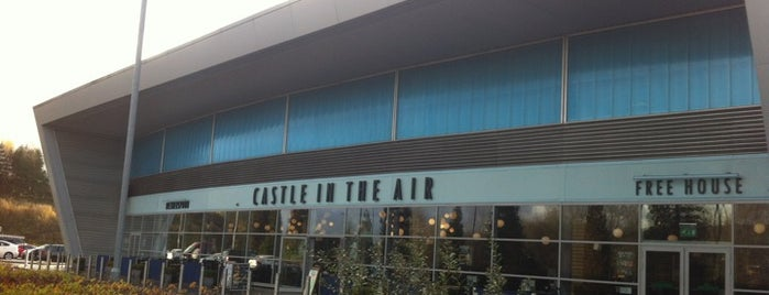 Castle in the Air (Wetherspoon) is one of Lugares favoritos de Ricardo.
