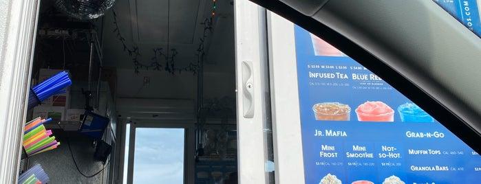 Dutch Bros Coffee is one of Napa?.