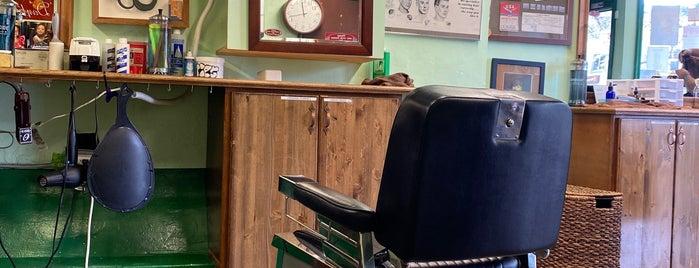Slick and Dapper Barber Shop is one of Leo : понравившиеся места.