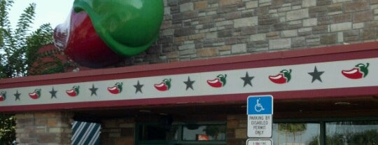 Chili's Grill & Bar is one of Ilaさんのお気に入りスポット.