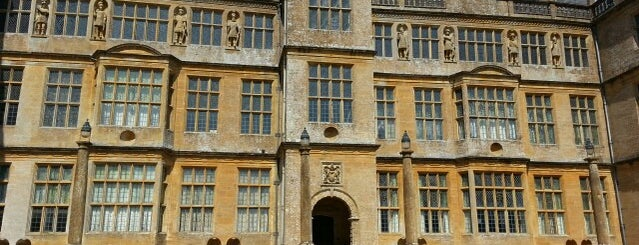 Montacute House is one of South West UK.